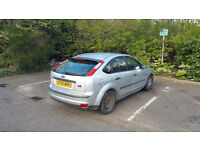 Ford Focus 1.6 Petrol very reliable