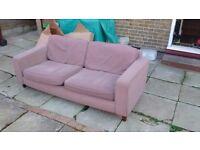 3 Seater Sofa (200cm x 90cm)
