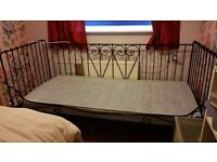 Day bed brand new with new mattress