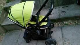 Oyster 2 pushchair