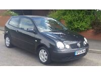 VW Polo, 3 door, HPi clear, 12 Months MOT, Good first car! Bargain