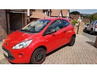 2013 KA 1.2 STUDIO, 2 OWNERS, 39,000 MILES, STOP, START. ONLY £30 TAX! REASONABLE OFFERS CONSIDERED.
