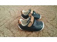 Original Clarks first shoes