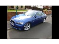 BMW 320i 3 Series Coupe Full Leather