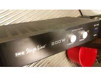 Stageline STA 102 PA amplifier