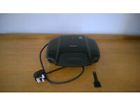 ****Free delivery**** Cookworks 4 Slice Panini Grill / Sandwich toaster in perfect condition