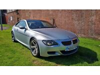 2005 55 BMW M6 Gran Coupe 5.0 V10 FSH Immaculate with Full Doc File Of Receipts