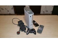 X box 360 with 120 gig Hard Drive and 2 other Hard Drives