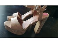 TOPSHOP BRAND NEW WOMEN SHOES