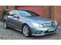 Oct. 09 Mercedes-Benz E Class 2.1 E250 CDI BlueEFFICIENCY Sport