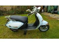Aprilia mojito custom habana Sr rs 50cc moped