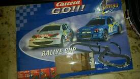 Scalextrix racing set