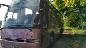 39 seater coach