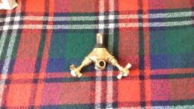 John Sydney single hole tap system new.