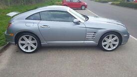 Chrysler Crossfire 2004 -- Low Mileage -- Low Tax Band