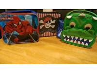3 insulated lunch packs