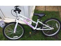Girls good condition bike