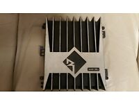 CAR AMPLIFIER ROCKFORD FOSGATE PUNCH 125.2 2 CHANNEL LOW PASS SUBWOOFER AMP CLASSIC