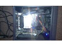 """Gaming PC+ Monitor   GTX1060 6GB   16GB   500GB SSD   23"""" IPS Monitor"""