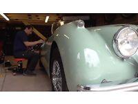 mobile car valeting ,detailing and machine polish