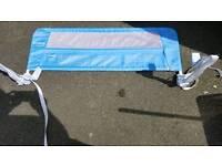Children's safety bed rail