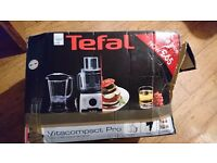 tefal food processor