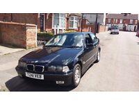BMW 316tI COMPACT BLACK 1999