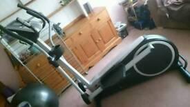 Proform 320 ZLE elliptical cross trainer