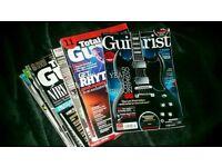 Total Guitar | Guitarist | Guitar Techniques Magazines