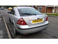 Ford Mondeo Zetec TDCI. 2006. Low Mileage and sold with 12 months MOT