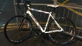 Vertigo 700c racing road bike shimano gear
