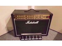 MARSHALL JVM410C 100 WATT COMBO (COLLECTION ONLY)
