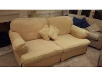 Wonderful family sofa and chair