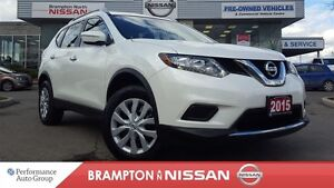 2015 Nissan Rogue S AWD *Bluetooth,Rear View Monitor*