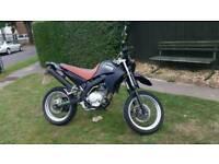 New MOT Yamaha xt 125 x
