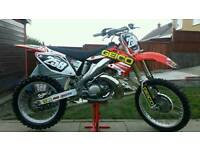 Superb 2002 Honda CR250