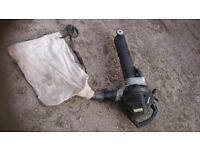 leaf blower , runs occasionally , spares or repair