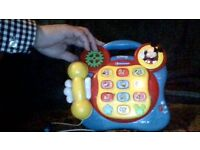 mickey mouse toy phone