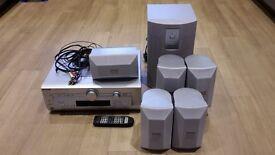 Panasonic SA-HE7 home theatre system