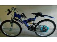 Brand new condition 18 speed mounting bike for sale