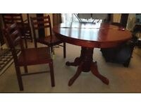 Dining Room Round Table Chairs