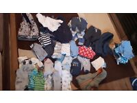 Boys clothe upto3months. Lots of firstsize