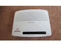 Plusnet FIBRE OPTIC Broadband Router