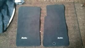 Mazda Mx5 floor mats