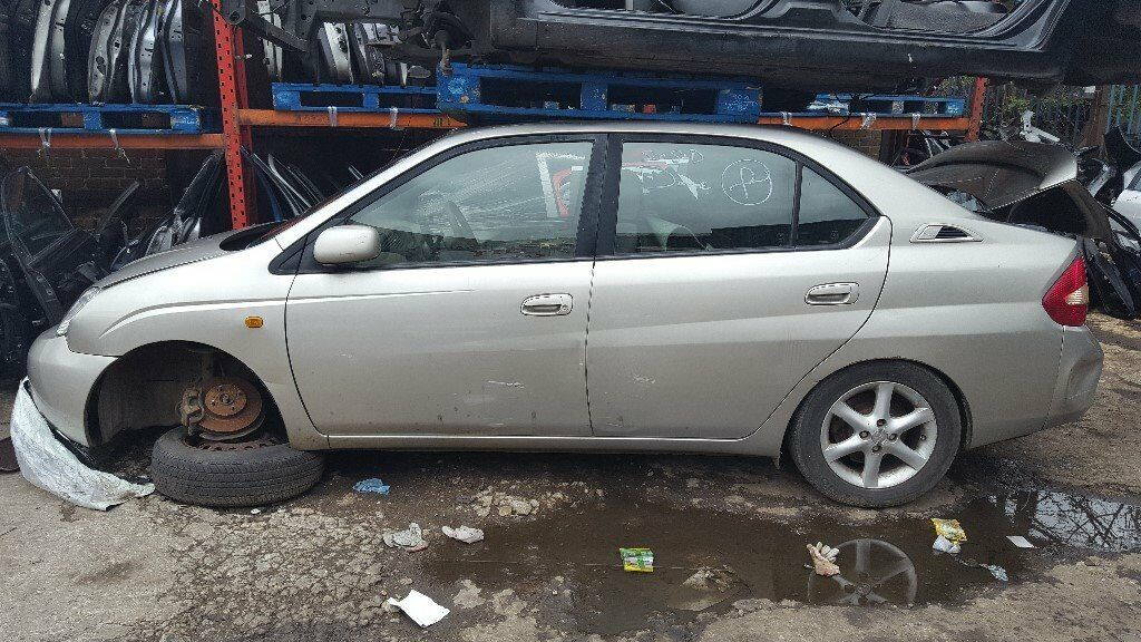 Toyota Prius 2002 1.5 Petrol Hybrid For Breaking - CALL NOW!!!