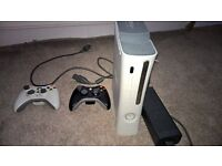 xbox 360 boxed and extras