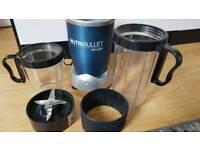 Nutribullet 1000 series food blender