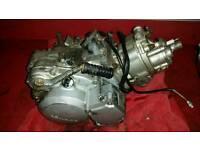 Dt125 engine