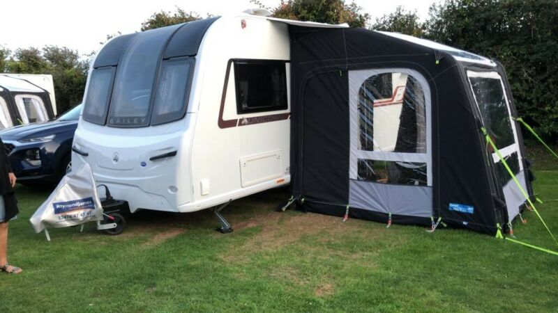 Kampa Air Pro 200 Awning  for sale  Leicester, Leicestershire