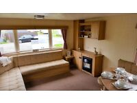 3 Bedroom static caravan for sale at Camber Sands, Open 12 months, Pet friendly, Swimming Pools,